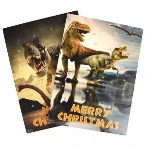 Adventskalender Dinosaurier 75g