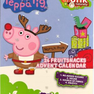 Adventskalender Fruit Funk Peppa Pig 171g