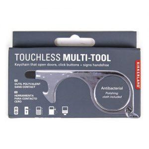 Beröringsfritt multi-verktyg, Silver
