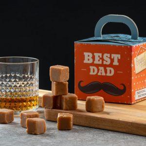 Best Dad Malt Whisky Fudge
