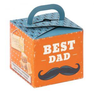 Best Dad Malt Wiskey Fudge