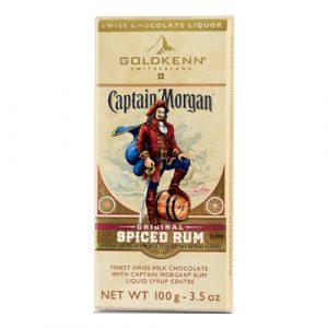 Captain Morgan Chokladkaka Rom
