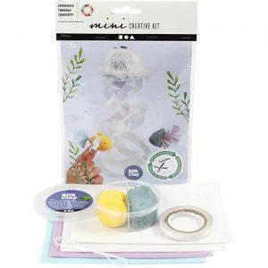 Creativ Company Kreativt Minikit Manet och fisk