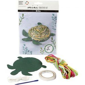 Creativ Company Kreativt Minikit Sköldpadda