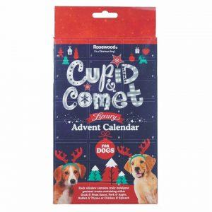 Cupid & Comet Adventskalender Hund