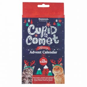 Cupid & Comet Adventskalender Katt