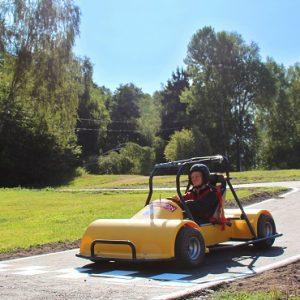Downhill Cars