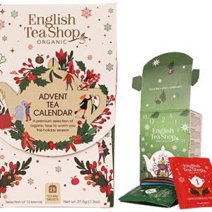 *FÖRBOKNING* Te-Adventskalender Ask (Ekologisk) - English Tea Shop