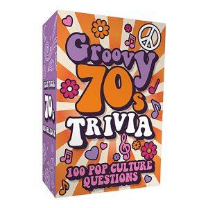 Frågespel Groovy 70s