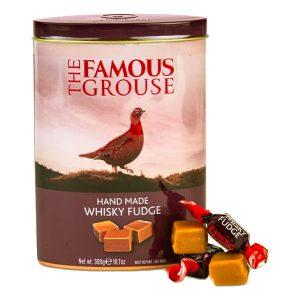 Fudge Famous Grouse Whisky - 250 gram