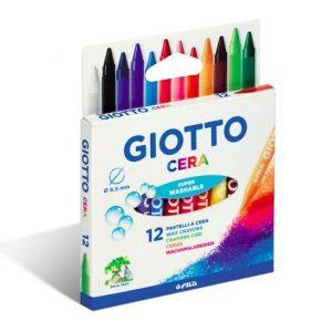 Giotto Cera Vaxkritor 12-pack
