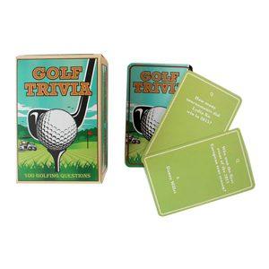 Golf Trivia Frågespel