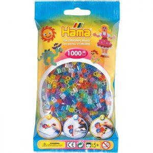 Hama Midi Pärlor 1000 st mix 54