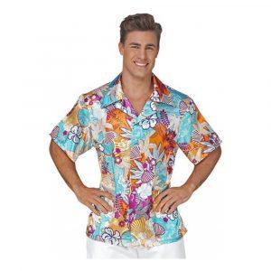 Hawaiiskjorta Herr - Medium