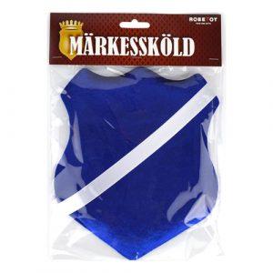 Märkessköld - Blå