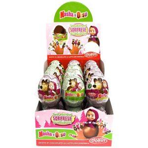 Masha Chokladägg med Leksak