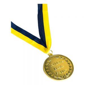 Medalj Världens Bästa Pappa
