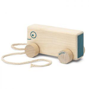 Micki Mini Dragbil (Block)