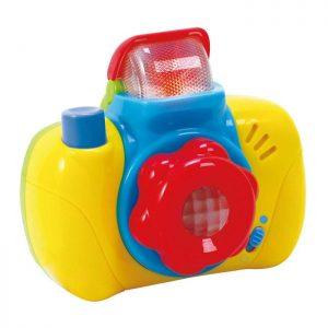 Min första Kamera med ljud och ljus