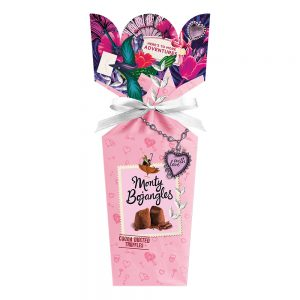 Monty Bojangles Chokladtryfflar - 110 gram
