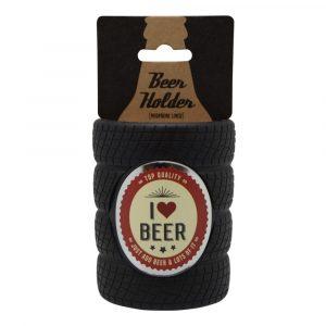 Ölhållare I Love Beer