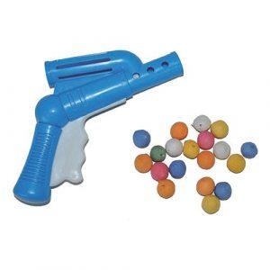 Pistol till Bomullskulor