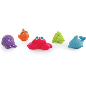 Playgro Under The Sea Squirties