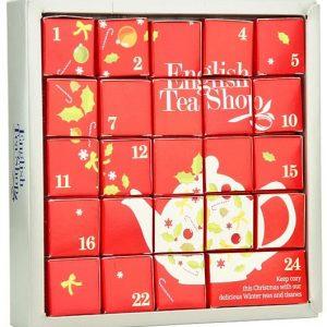 Te-Adventskalender (ekologisk) - English Tea Shop