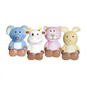 Teddykompaniet Diinglisar Badfigurer 4-pack
