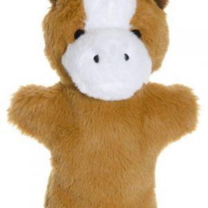 Teddykompaniet Handdocka Häst