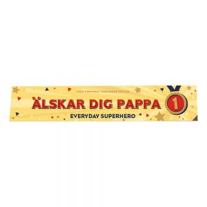 Toblerone Älskar Dig Pappa - 100 gram