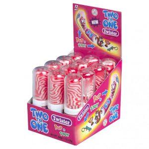 Two to One Twister Klubba + Leksak