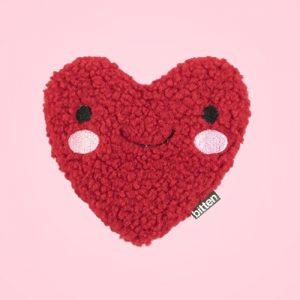 Vetevärmare - Pocket Pal mjukishjärta, Röd